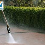 Serviço de hidrojateamento