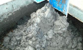 Desaguamento de lodo de esgoto