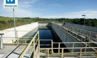 Desassoreamento de rios e lagos