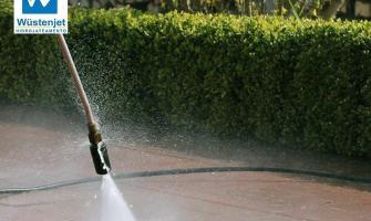 Limpeza por hidrojateamento